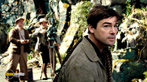 A still #8 from King Kong with Kyle Chandler
