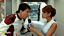 A still #9 from Ghost Rider with Nicolas Cage and Eva Mendes