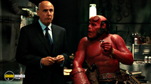 A still #5 from Hellboy 2: The Golden Army with Ron Perlman and Jeffrey Tambor