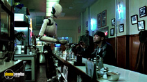A still #10 from I, Robot with Will Smith