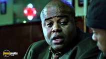 A still #11 from I, Robot with Chi McBride