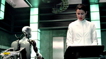 A still #13 from I, Robot with Bridget Moynahan