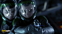 A still #9 from Ender's Game with Asa Butterfield
