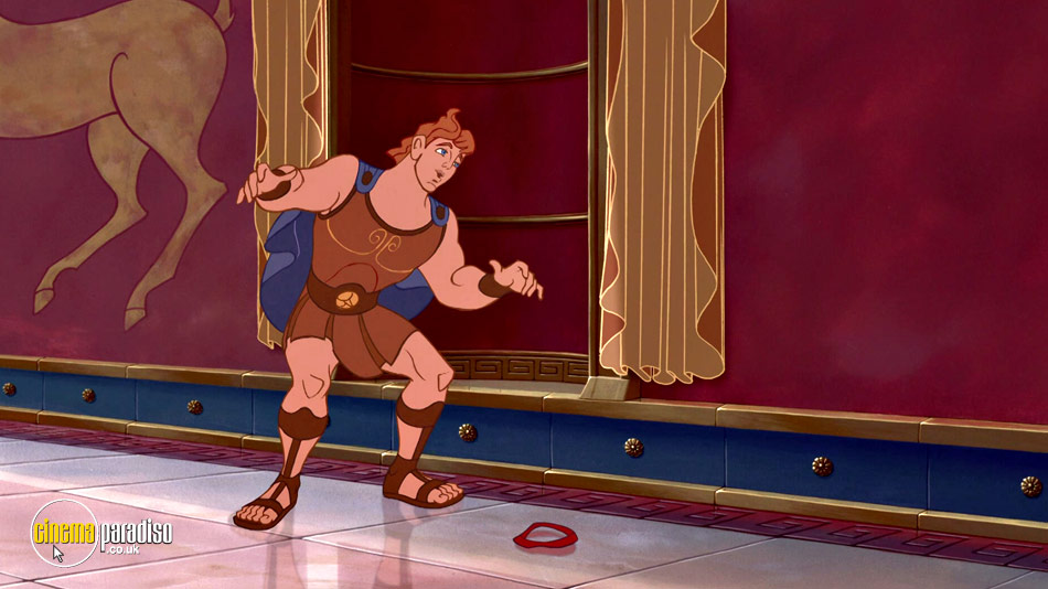 Hercules online DVD rental