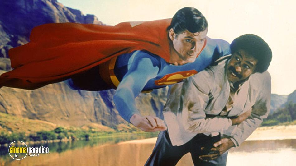 Superman 3 online DVD rental