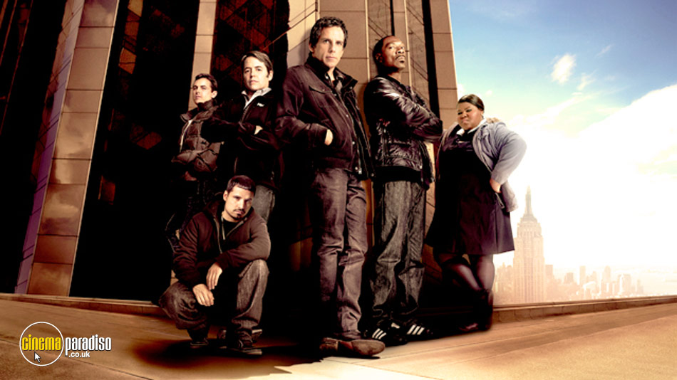 Tower Heist online DVD rental