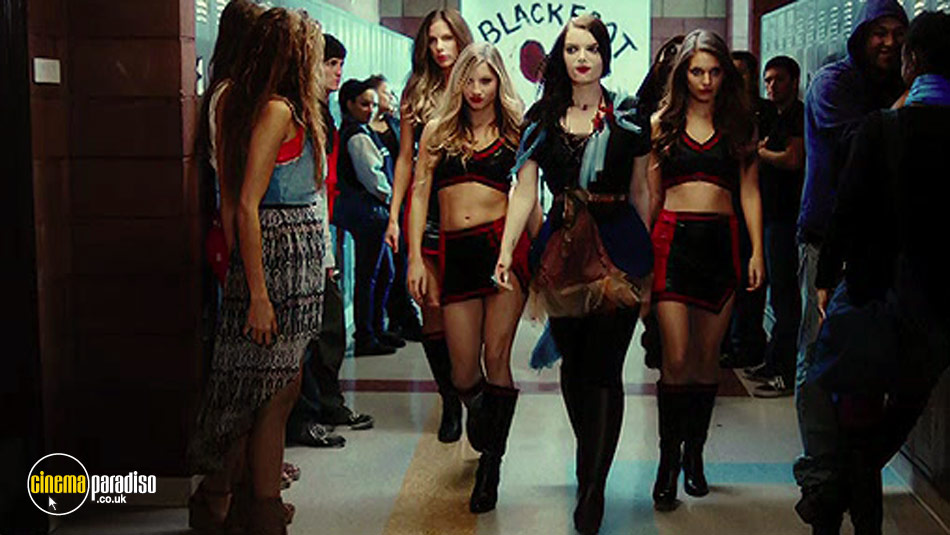 Still from All Cheerleaders Die 1