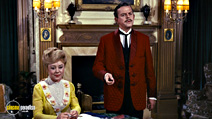 A still #3 from Mary Poppins with David Tomlinson and Glynis Johns