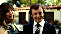 A still #7 from Frost/Nixon with Michael Sheen and Rebecca Hall