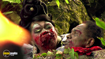 A still #3 from The Act of Killing with Anwar Congo
