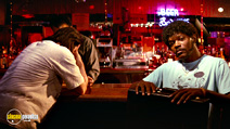 A still #2 from Pulp Fiction with Samuel L. Jackson