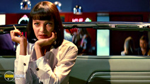 A still #4 from Pulp Fiction with Uma Thurman