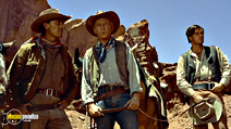 A still #8 from The Searchers