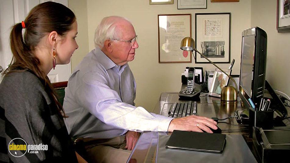 Cyber-Seniors online DVD rental