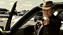 A still #2 from Zombieland with Woody Harrelson