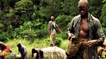 A still #5 from Blood Diamond with Djimon Hounsou