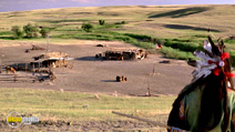 A still #16 from Dances with Wolves