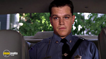 A still #4 from The Departed with Matt Damon