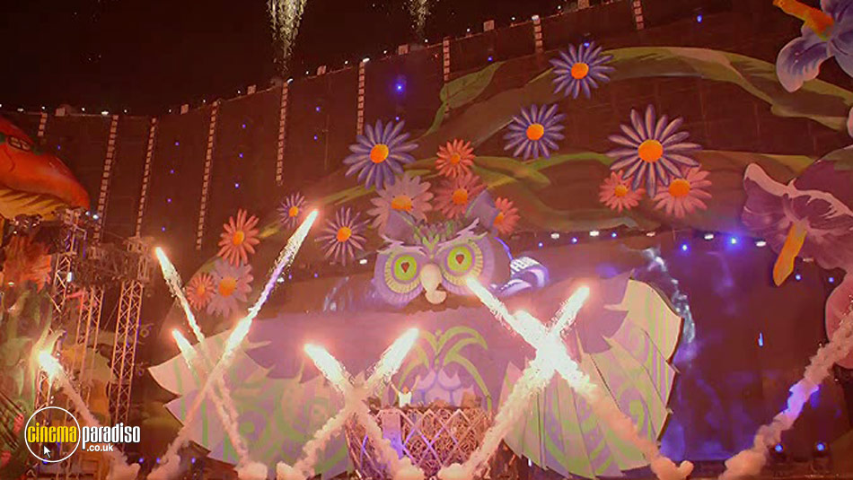 Under the Electric Sky online DVD rental