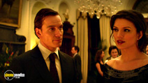 A still #17 from Haywire (2011) with Michael Fassbender and Gina Carano