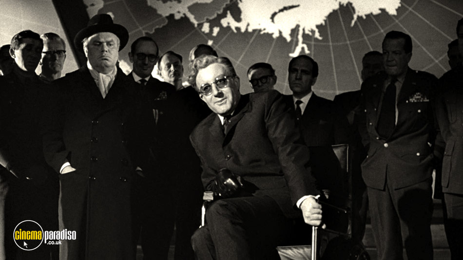 Dr. Strangelove (aka Dr. Strangelove or: How I Learned to Stop Worrying and Love the Bomb) online DVD rental