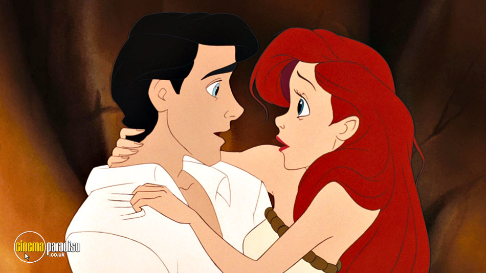 The Little Mermaid online DVD rental