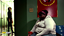 A still #5 from Precious with Gabourey Sidibe