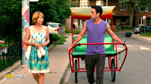 A still #1 from Take This Waltz (2011) with Michelle Williams and Luke Kirby