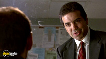 A still #15 from The Usual Suspects with Chazz Palminteri
