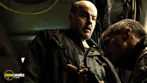 A still #5 from Terminator Salvation with Michael Ironside