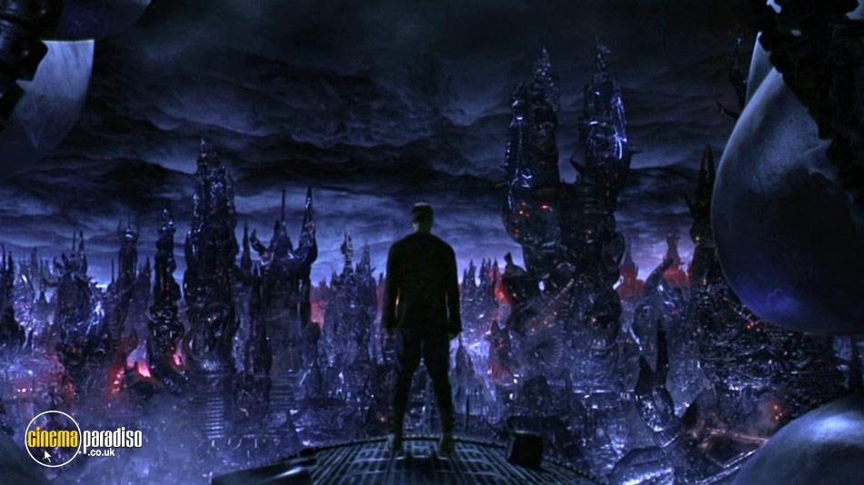 The Matrix Revolutions online DVD rental