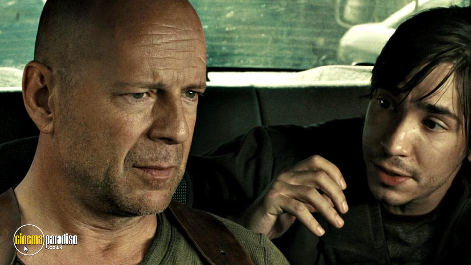 Die Hard 4.0 online DVD rental