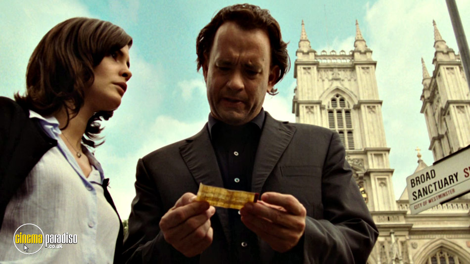 The Da Vinci Code online DVD rental