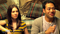 A still #7 from The Kings of Summer with Eugene Cordero and Alison Brie