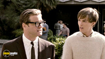 A still #15 from A Single Man (2009) with Colin Firth and Matthew Goode