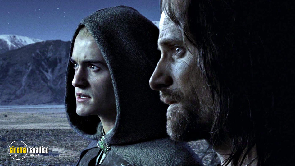 The Lord of the Rings: The Return of the King: Extended Cut online DVD rental