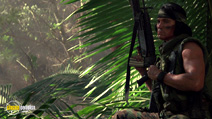 A still #4 from Predator (1987) with Sonny Landham