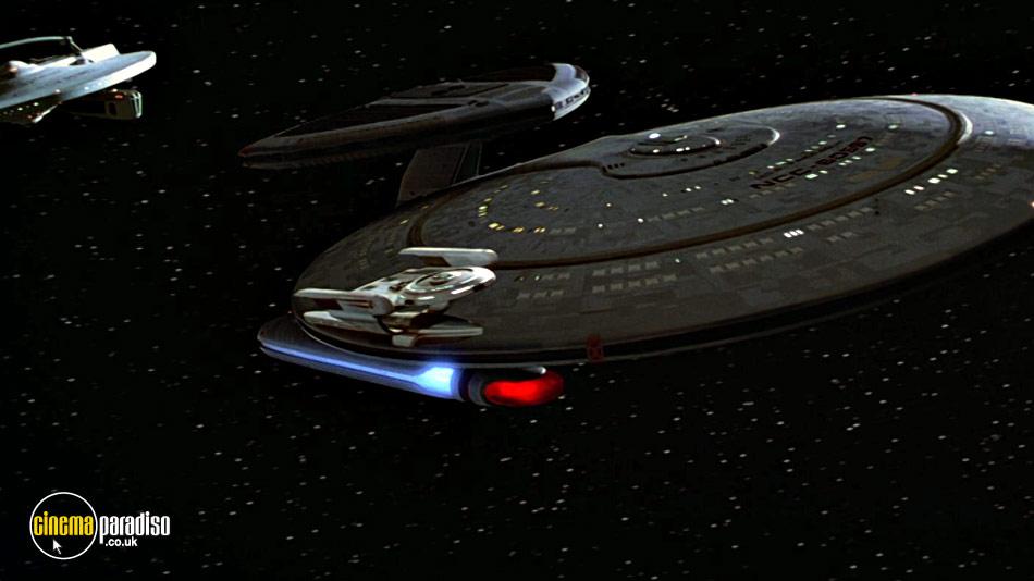 Star Trek 7: Generations online DVD rental