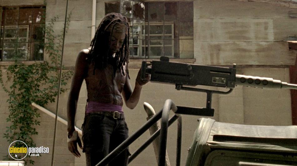 The Walking Dead: Series 3 online DVD rental