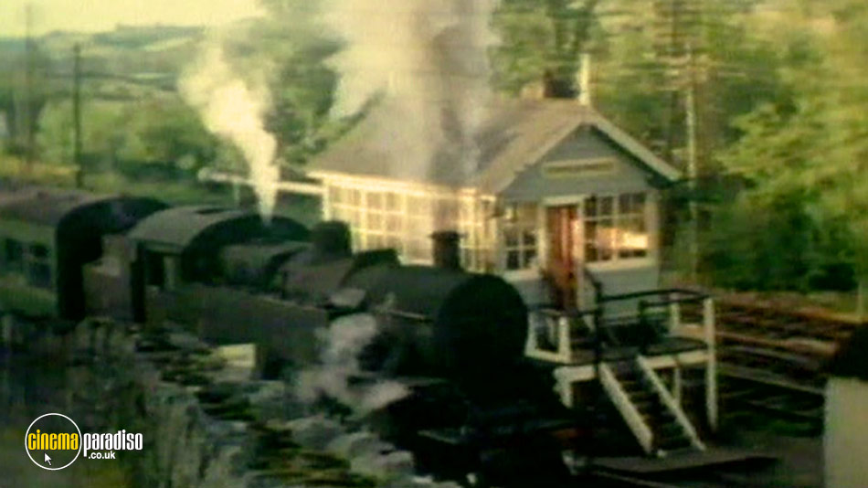 Irish Railways: Twilight of Steam in Ireland online DVD rental