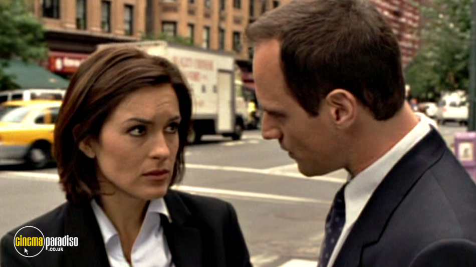 Law and Order: Special Victims Unit: Series 1 online DVD rental