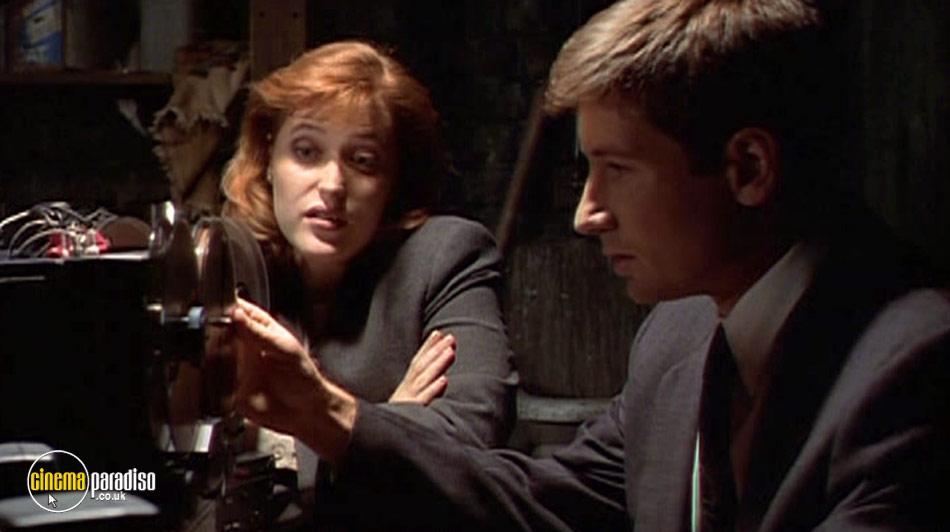 X-Files: Series 2 online DVD rental