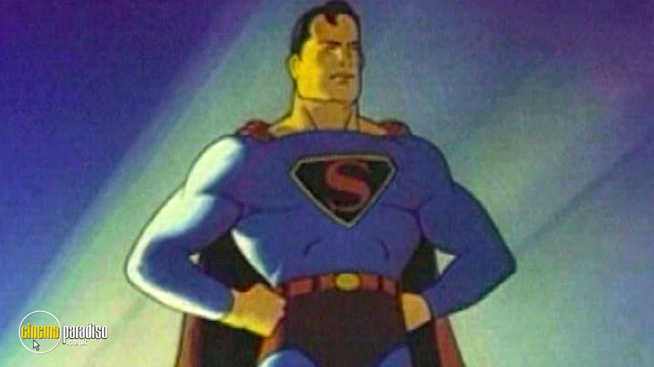 Max Fleischer's Superman: Vol.1 online DVD rental