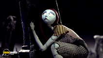 Still #5 from Nightmare Before Christmas