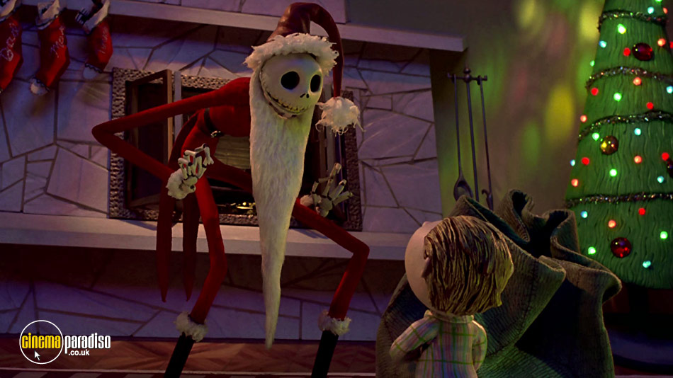 Still from The Nightmare Before Christmas