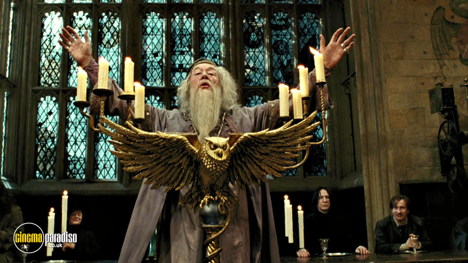 Harry Potter and the Prisoner of Azkaban online DVD rental