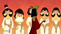 Still #3 from The Emperor's New Groove