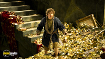 A still #21 from The Hobbit: The Desolation of Smaug with Martin Freeman