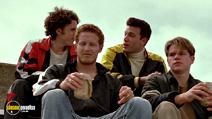 A still #8 from Good Will Hunting with Ben Affleck  and Matt Damon
