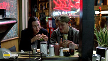 A still #12 from Good Will Hunting with Minnie Driver and Matt Damon
